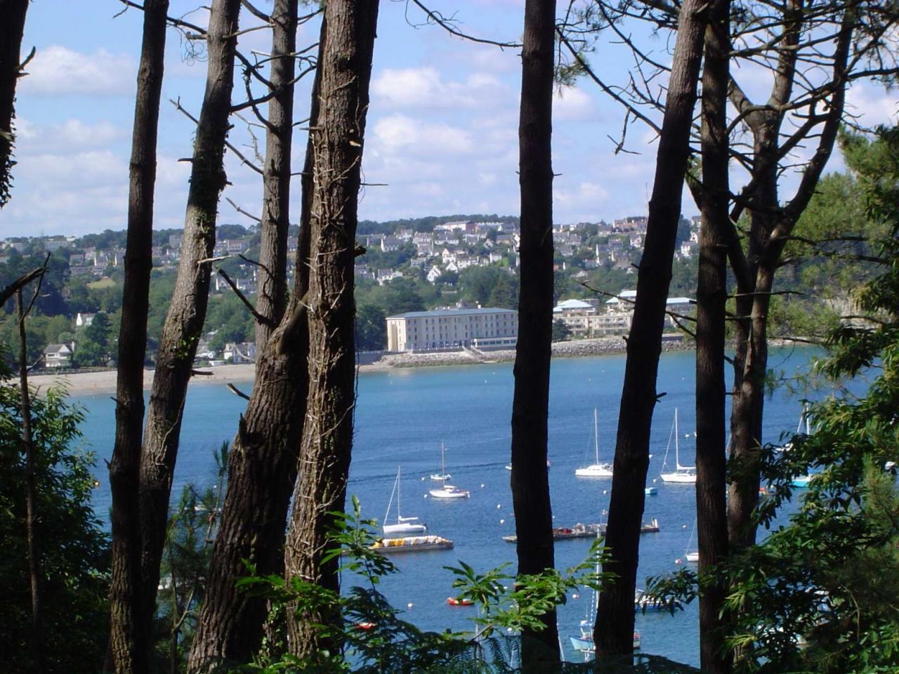 L'hôtel de la mer du bois