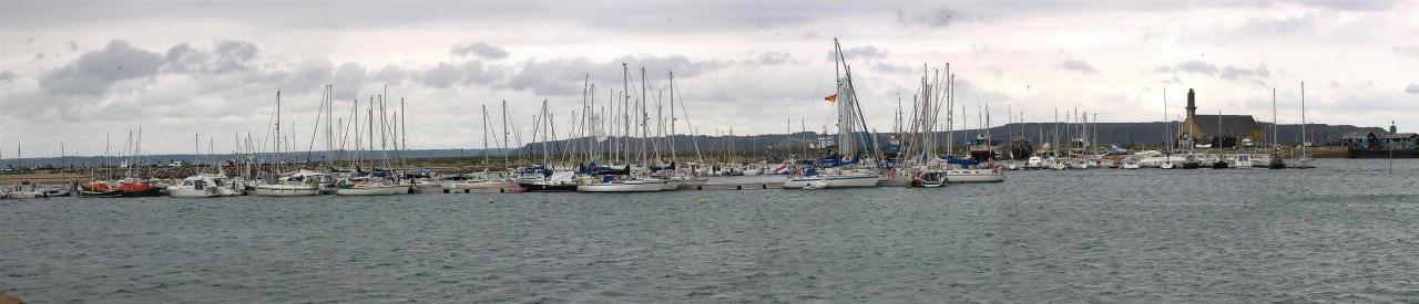 panoramique camaret port