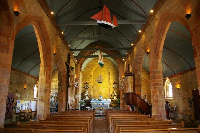 chapelle de Rocamadour à camaret