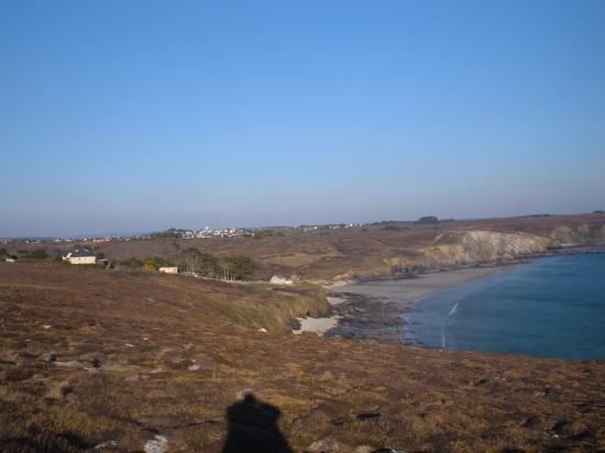 Camaret: la plage du Véryac'h