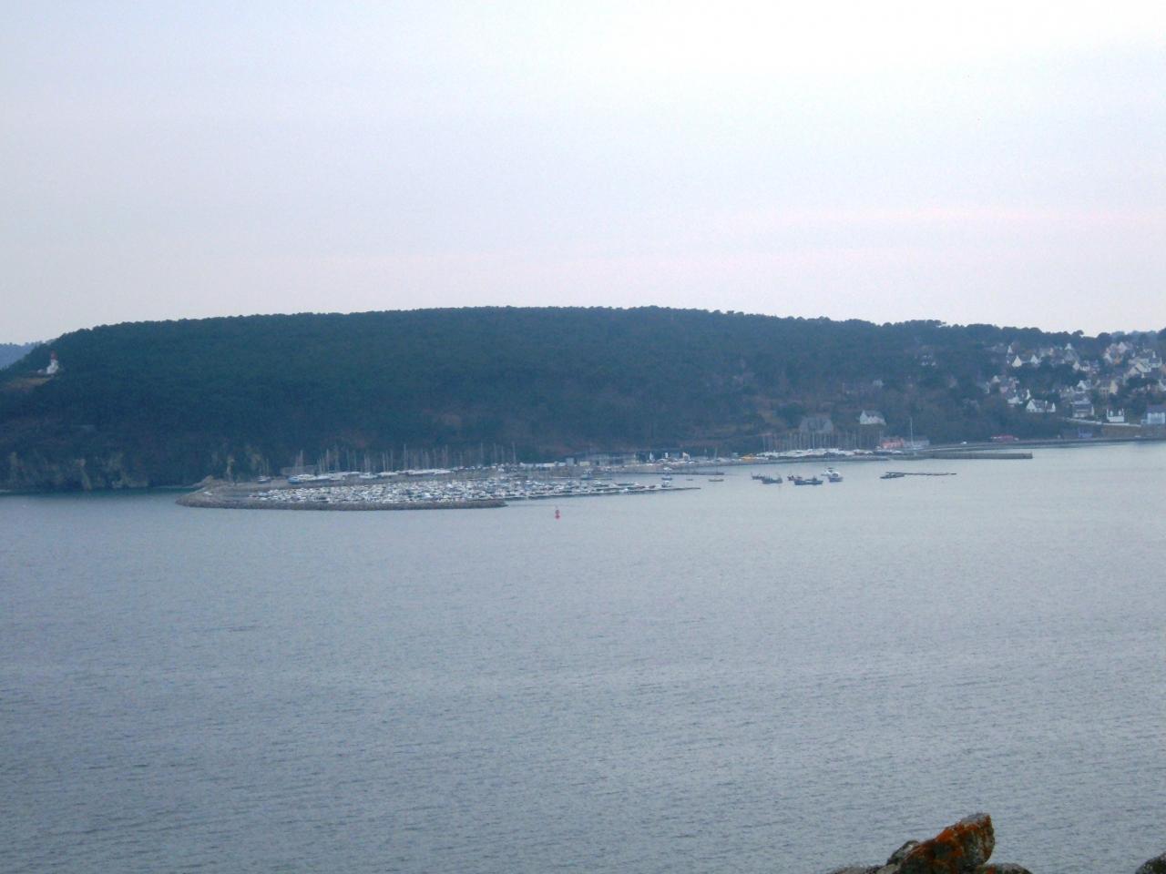le port de Morgat