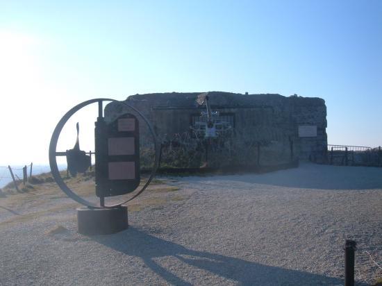musée mémorial(pointe de Peh Hir)