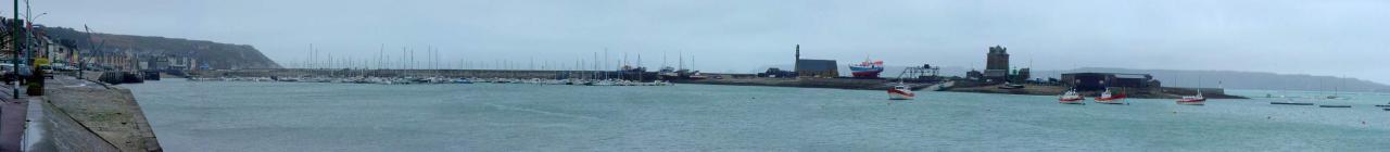 panoramique de camaret-sur-mer