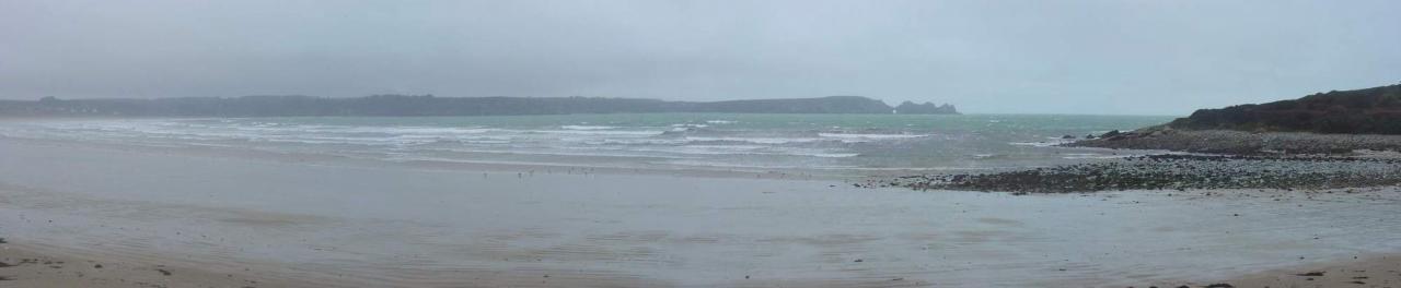 panoramique plage de kerloch