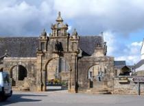 L'église d'Argol