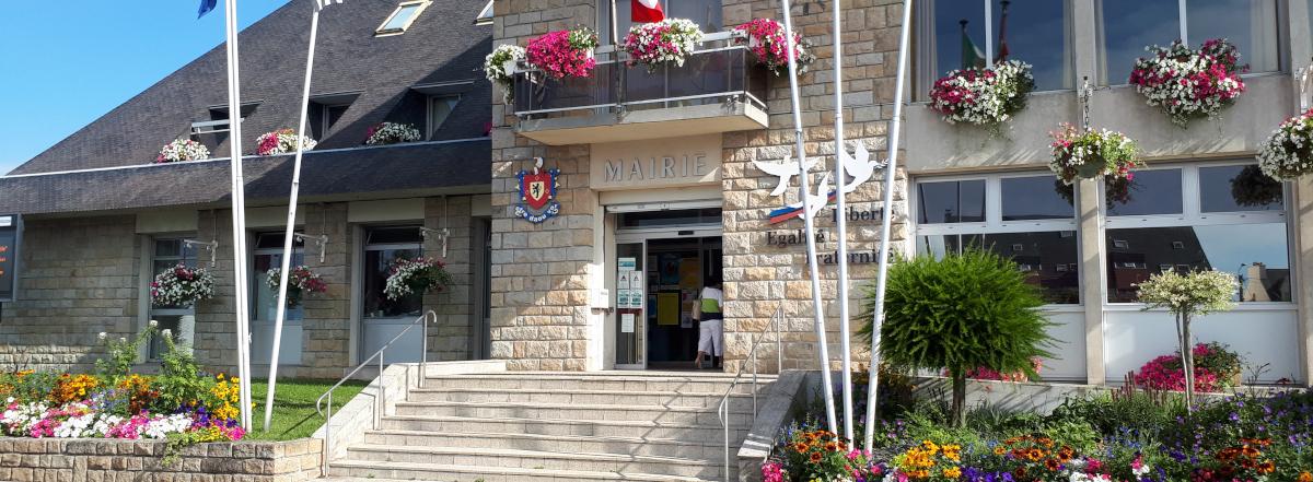 Mairie de Crozon